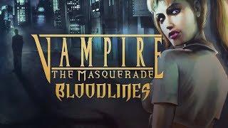 Vampire: The Masquerade — Bloodlines (Путь Малкавиан) #4 Голливу́д