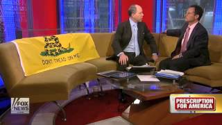 Gadsden Flag Fox and Friends Peter Johnson