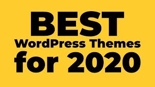 Best WordPress Themes for Blogs & Small Businesses in 2020 😍