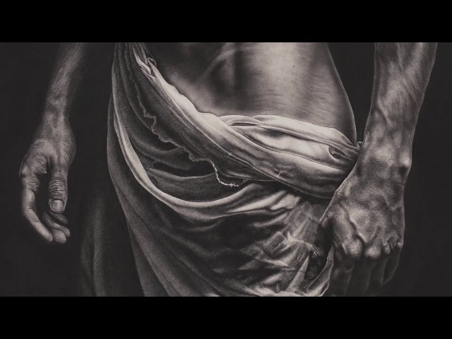 Play this video Pencil drawing time lapse в 39Iris39 by Jono Dry