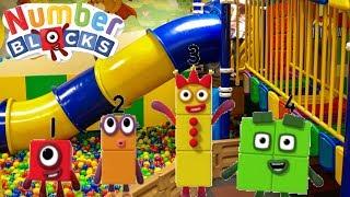 Numberblocks 1 - 10 NumberBlocks Full Episodes Numberblocks Hide And Seek Learn To Count Cartoons