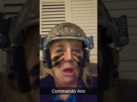 Commando Ann