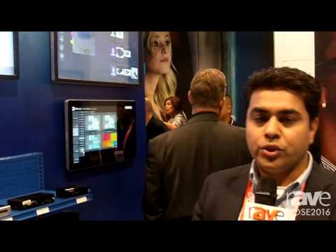 DSE 2016: Intelligent Shelving Shows Smart Shelf in Intel Booth for Retail Digital Signage App