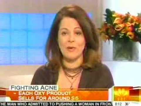 Today Show: Acne Medications