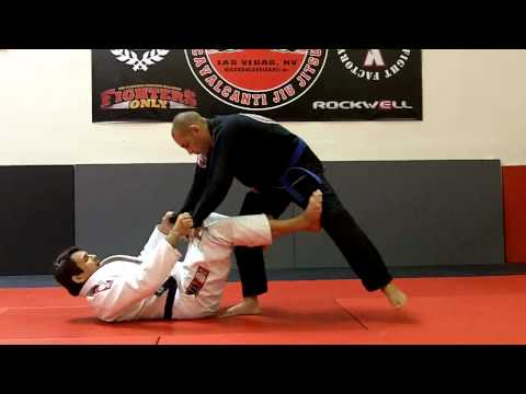 Jiu Jitsu Techniques - De La Riva Guard Sweep Image 1