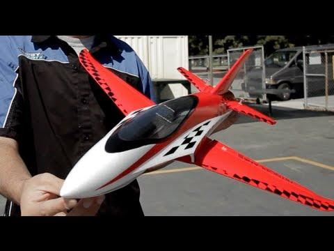 Free RC Airplane Plans Foam Electric