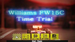 Gran Turismo 3- Williams FW15C Time Trial [Stop Motion]