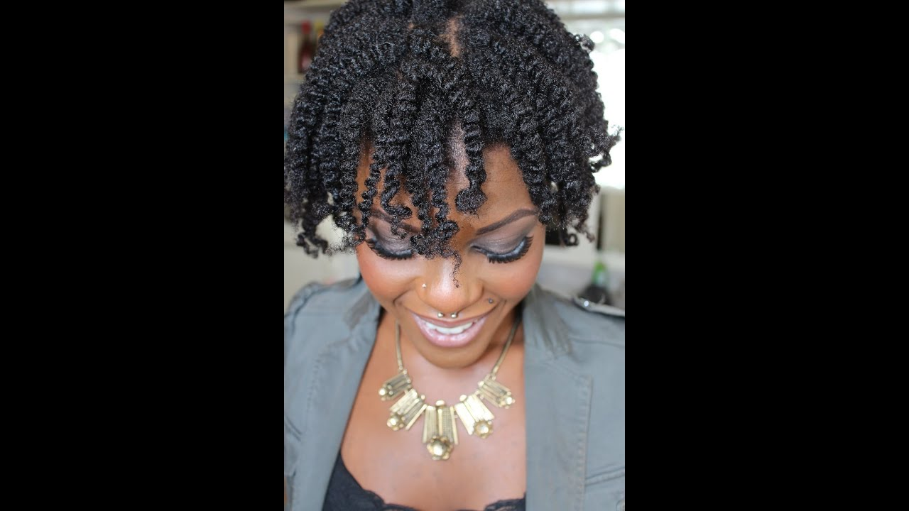 Tapered Natural Black Hair