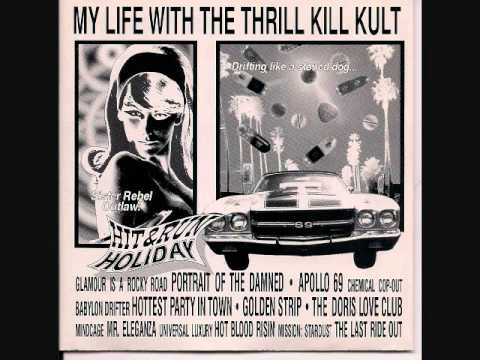 My Life With The Thrill Kill Kult - Golden Strip