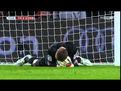 Barcelona 1 – 0 Atletico Madrid - Copa del Rey - 21.1.2015