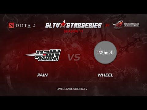 paiN vs Wheel SLTV America 13 game 2