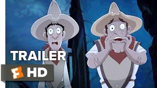 La Leyenda del Chupacabras Official Trailer 1 (2016) - Animated Movie