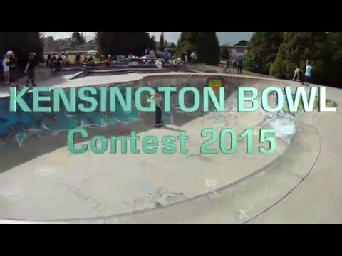 Kensington Skatepark Contest 2015