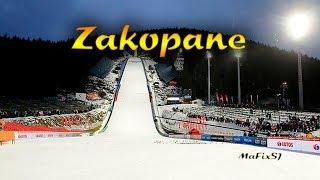 Skoki Narciarskie Konkurs druynowy w Zakopanem Transmisja Na ywo