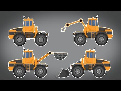 Transformer | Coal Mine Truck | Vehicle For Kids | Cartoons Videos