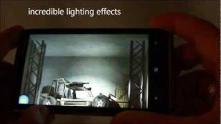 HoloPhone3D v1.5 update trailer (Windows Phone 7)