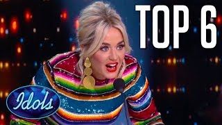 SHOWSTOPPERS That Shocked Katy Perry on American Idol 2019 | Idols Global