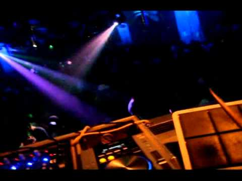 Crossfader Live Percussion.avi