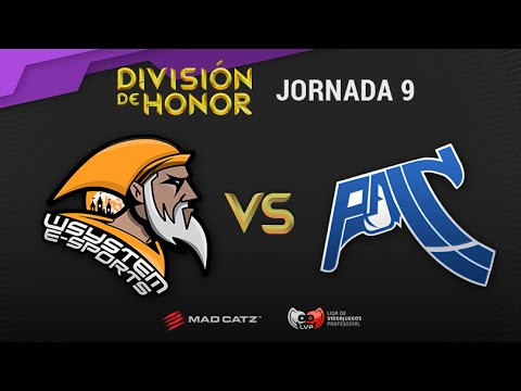 wSystem vs Pain Gaming  #LoLHonor Jornada 9, T.8