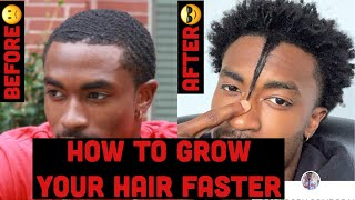 How to Grow Your Hair Faster | 5 Reasons Why You're Hair Isn't Growing |