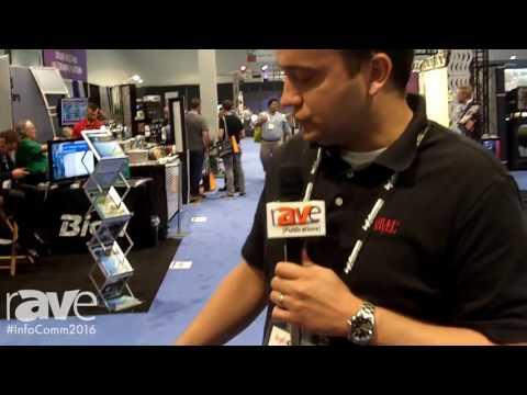 InfoComm 2016: Marvel Shows Off Instructor Cart Gold Level