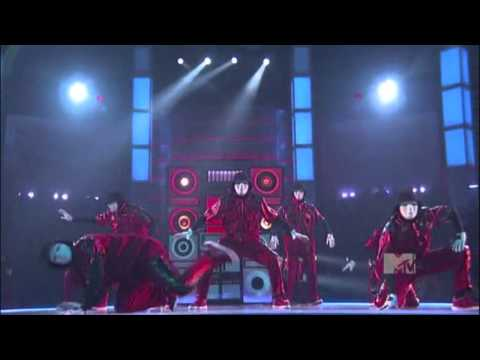 Jabbawockeez Abdc Season 6 Finale Hd - The Bangerz - Devastating Stereo video