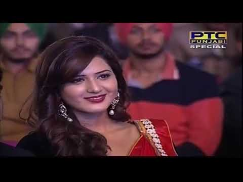 Gurpreet Guggi & Upasana Singh Dance Performance | Ptc Punjabi Film Awards 2014 video