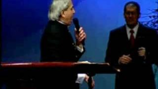 Benny Hinn - Powerful Anointing at El Rey Jesus (1)