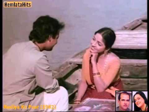 Gunja Re Chandan - Hemlata & Suresh Wadkar - Nadiya Ke Paar (...