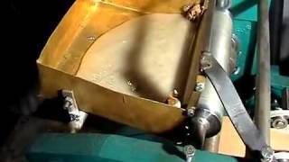 Satchel V-Buttom Paper Bag Making Machine