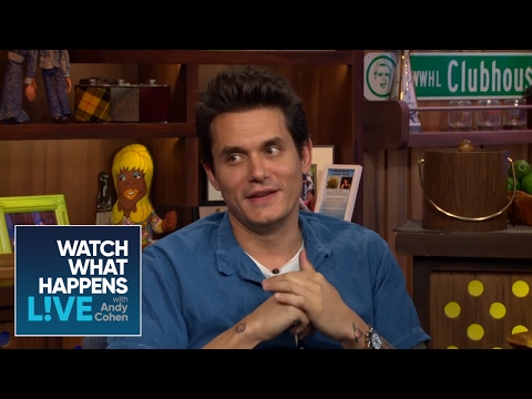 What John Mayer Thinks About Khloe Kardashian's Sex Playlist - WWHL