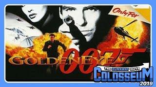 The Runaway Guys Colosseum 2019 – GoldenEye 007