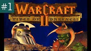 (#1) Warcraft II: Tides of Darkness (MS-DOS). Перевод от СПК