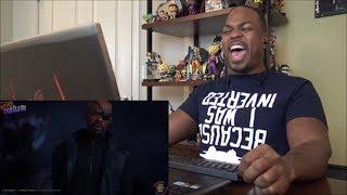 CAPTAIN MARVEL Weird Trailer #2 | CAPTAIN LION KING by Aldo Jones - REACTION!!!