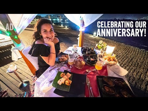 3 YEAR ANNIVERSARY, CELEBRATING IN EGYPT!
