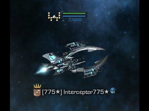 DarkOrbit Interceptor775 SLK Global America 1