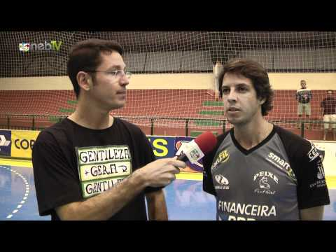 Começou a XXX Taça Brasil de Futsal Sub 20 realizada em Brasília-DF thumbnail