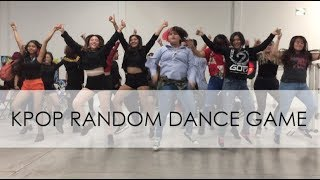 KPOP Random Dance Game in Mexico