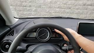 How to reset a maintenance light on a 2018 Toyota yaris ia