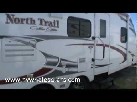 2012 North Trail 21fbs Travel