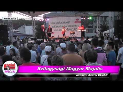 Szilagysagi Magyar Majalis 2012 video
