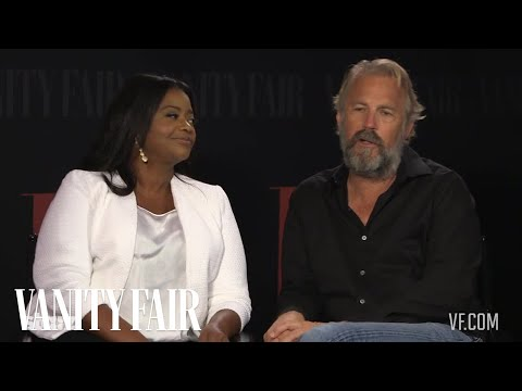 Kevin Costner and Octavia Spencer Make a Surprisingly Great Team