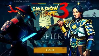 Shadow Fight 3 Chapter 5 Part 2 : Boss Fight | Defeat Captain Phang on Insane Level |
