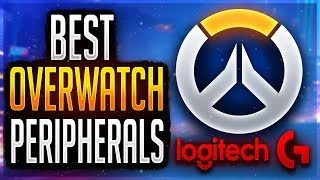 Gear & Sensitivity YOU Need to be a GOD at Overwatch! LogitechG Unboxing Video