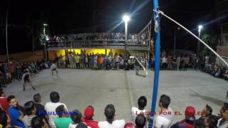 ecuavoley Shorty vs Randy   locos por el voley 2017