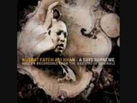 Nusrat Fateh Ali Khan - afreen afreen remix