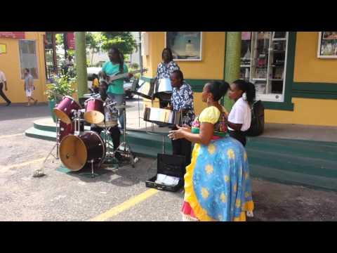 Jamaican booty shake