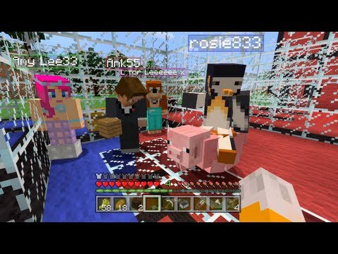 Minecraft Xbox - Prized Porkers [96] video