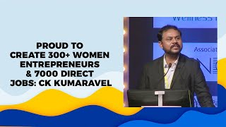 Proud to create 300  women entrepreneurs