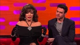 The Graham Norton Show S19E05 - Joan Collins, Richard Madden, Lily James, Paul Hollywood -Newest cov